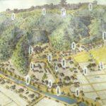 明治4年頃の佐伯藩屋敷図