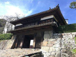 三の丸櫓門