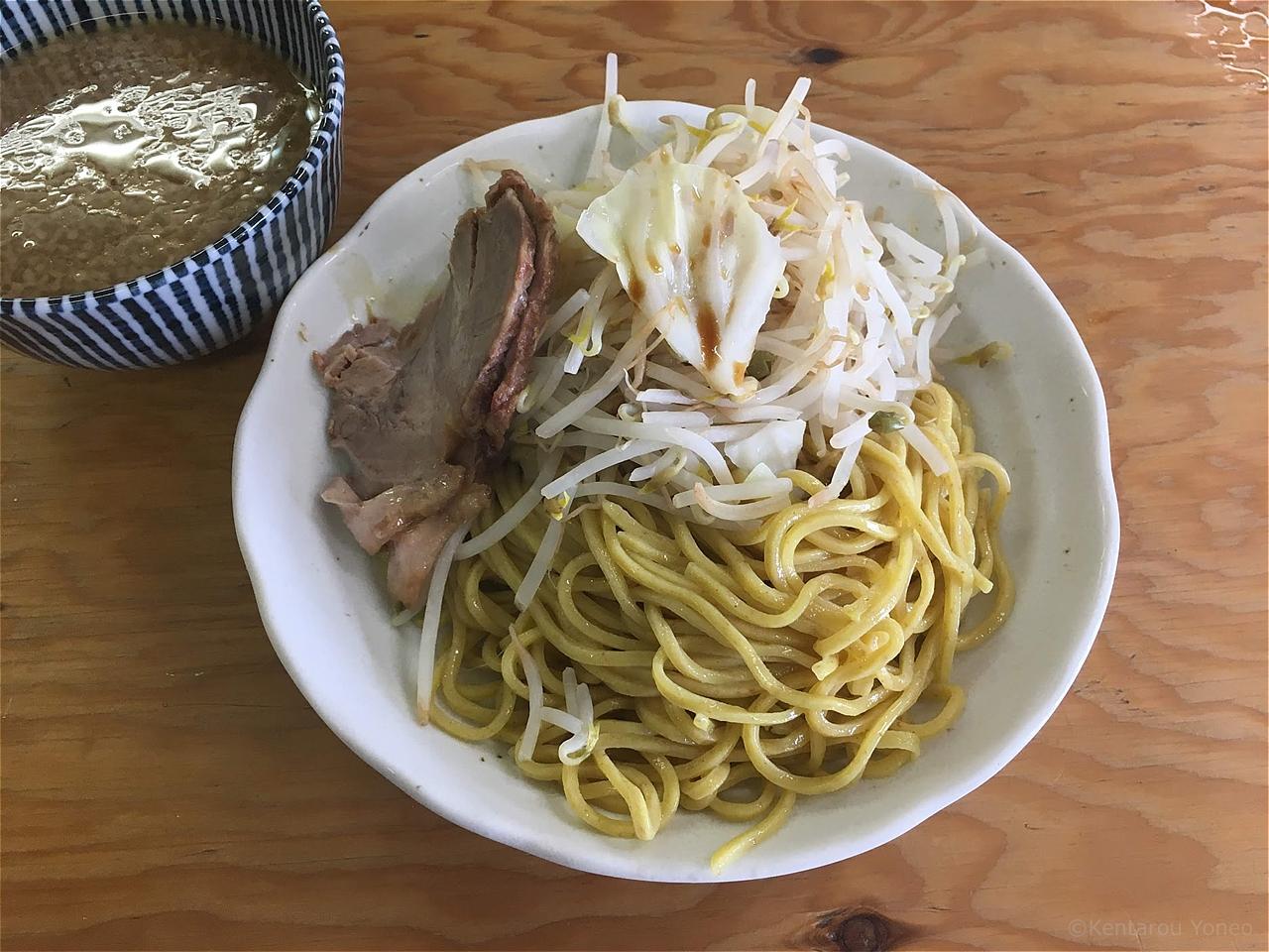 ひじり家のつけ麺