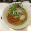 麺屋鶏冠の旨辛白湯ラーメン
