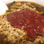 トマト辛麺のTOMATO